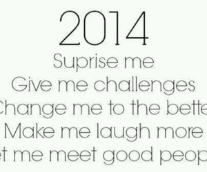 2014, new year, and laugh image