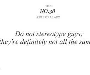 lady, quotes, and rules image