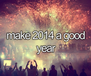 2014, new year, and year image