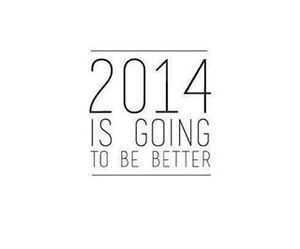 no:) and 2014 please be better!! image
