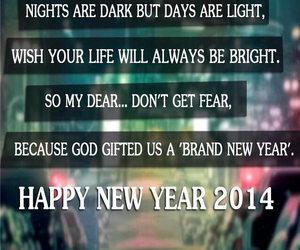 fresh, be you, and happy new year image