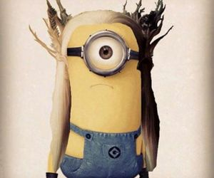 minions and wtf image