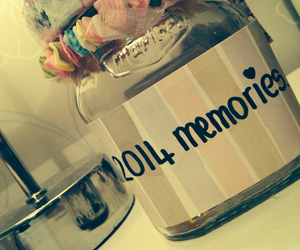 jar, memory, and new year image