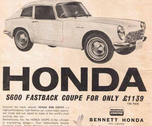 coupe, Honda, and fastback image