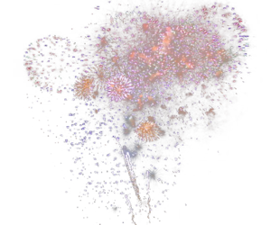firework, fireworks, and transparent image