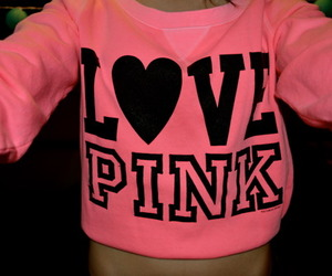 pink, fashion, and love pink image