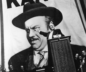 citizen kane and orson welles image