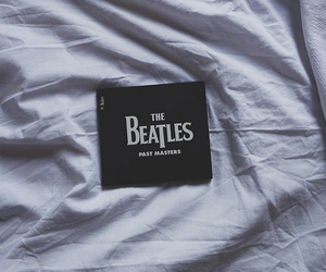cd, the beatles, and music image