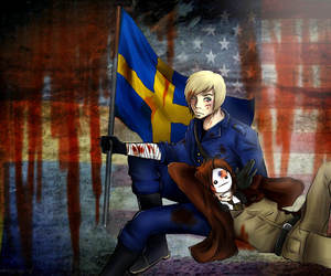 hetalia and pewdiepie image