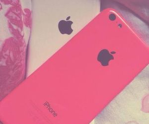pink, apple, and beautiful image