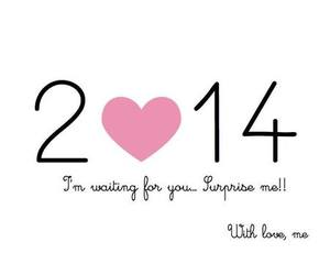 2014 and love image