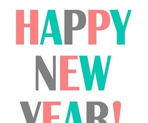 happy new year, love., and finaly image