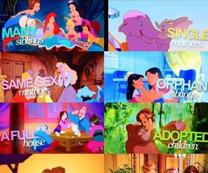 disney and family image