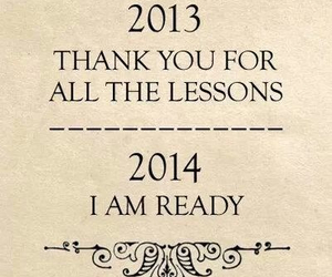 2014, new year, and ready image