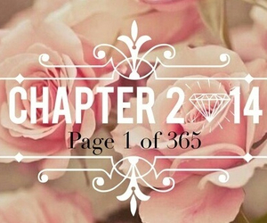 book, happy new year, and 2014 image
