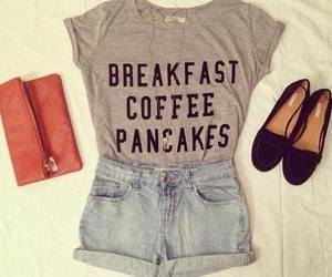 breakfast, cool, and pancakes image