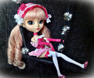 cosplay, pink, and pullip image