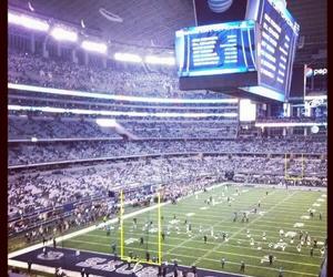 Dallas, futbol americano, and cowboys image