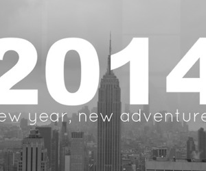 2014, new year, and adventure image