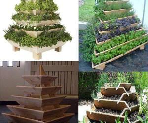 garden, diy, and green image