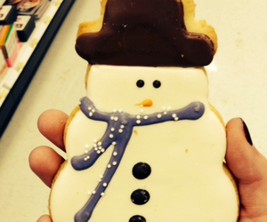 christmas, starbuck, and cookie image