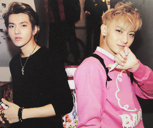 kris, tao, and exo image