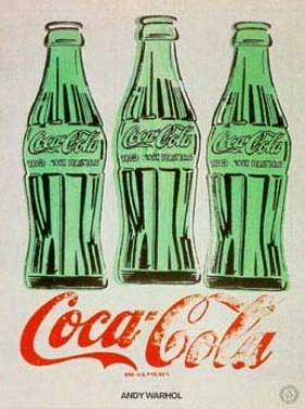 coca-cola, coke, and andy warhol image