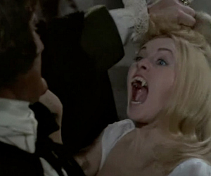 horror, vampire, and hammer horror image