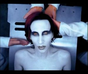 Marilyn Manson, omega, and the dope show image