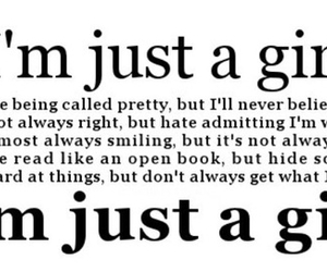i'm just a girl! image