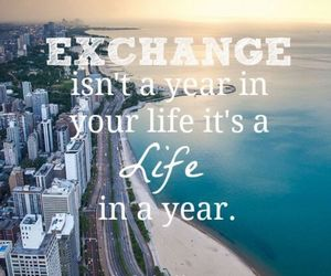 abroad, exchange, and inspiration image