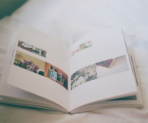 photography, vintage, and book image