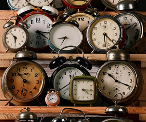 clock, time, and clocks image