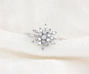 ring and snowflake image