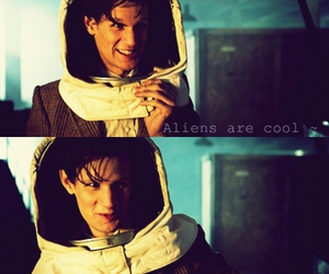 aliens, cool, and doctor who image