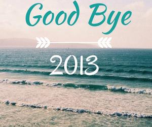 !, bye, and good image