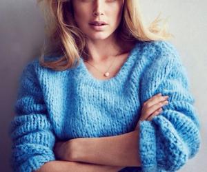 fashion, model, and Doutzen Kroes image