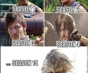 love him, the walking dead, and twd image