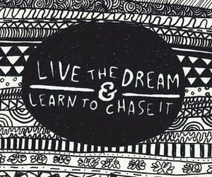 Dream, quote, and dreamer image
