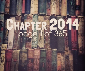 2014, new year, and chapter image