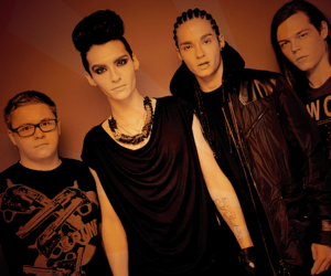 tokio hotel and separate with comma image