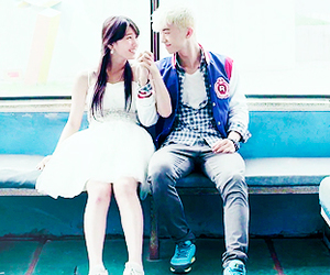 2PM, wooyoung, and suzy image