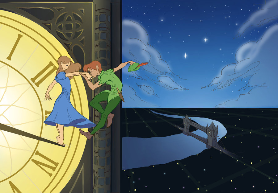 166 images about Peter pan on We Heart It | See more about peter pan ...