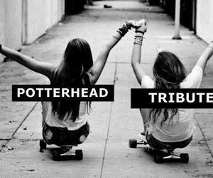 tribute, potterhead, and harry potter image