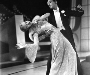 fred astaire, ginger rogers, and follow the fleed image