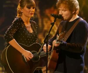 ed, taylor, and Swift image