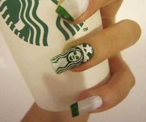 nails and starbuck image
