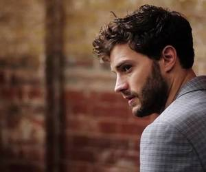 Jamie Dornan, once upon a time, and the fall image