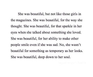 she was perfect image