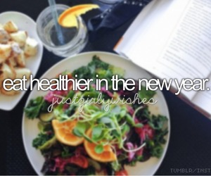 healthy, food, and new image